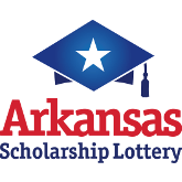 Arkansas Lottery Commission logo